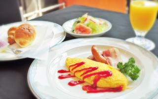ご朝食 900円